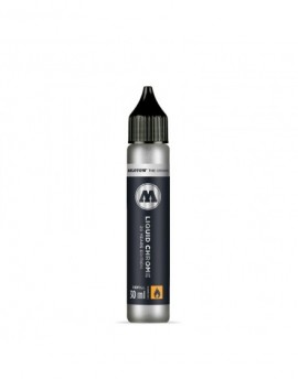 Tina Molotow Liquid Chrome plata cromada 30ml