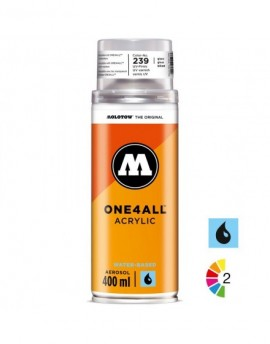 Barniz al agua Molotow One4all 400ml