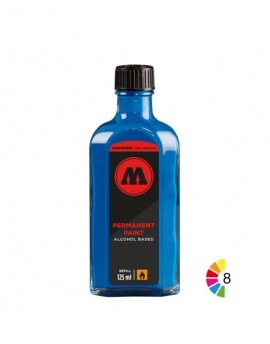 tinta permanente base alcohol Molotow 125ml