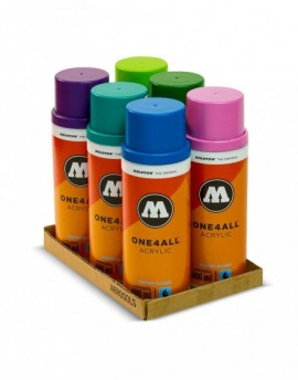Pack x6 One4all spray 2