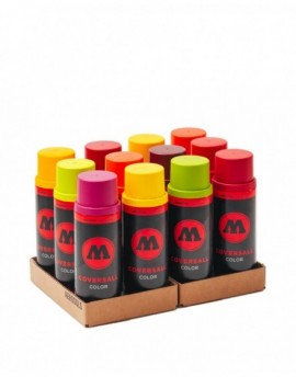 Pack Molotow Coversall 400ml x12