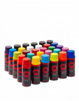 Pack Molotow Coversall 400ml x30
