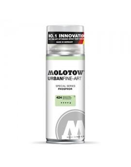 pintura en spray fotoluminscente Molotow UFA