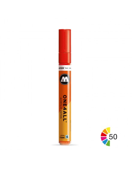 rotulador acrilico molotow one4all 227hs