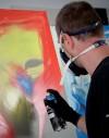 pintura en spray bellas artes molotow