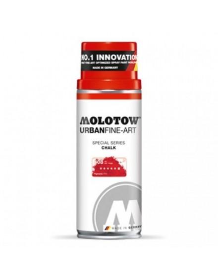 spray tiza chalk molotow ufa