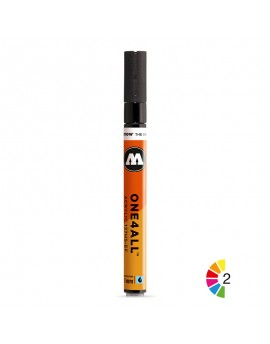 Rotulador acrílico Molotow One4all 127HS-EF 1mm""