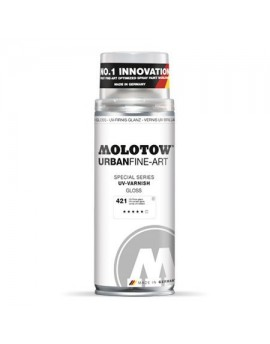 Barniz Acrilico en Spray UV Molotow UFA 400ml