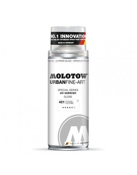 barniz en spray Molotow UFA UV
