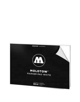cuaderno molotow marker pad DIN A4