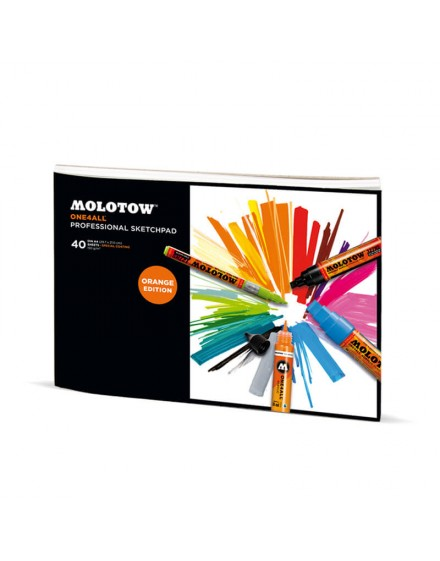 One4all Professional Sketchpad - A4 vertical