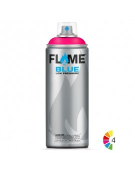 Spray de pintura fluorescente Flame Blue 400ml