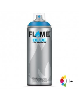 Spray de pintura acrílica Flame Blue 400ml""