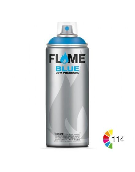 spray pintura flame blue 400ml