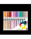 Pack 12 rotuladores acuarelables Aqua Color Brush