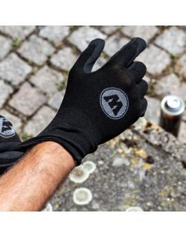 guantes tela molotow