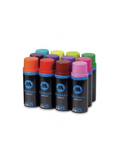 Pack coversall base agua x12