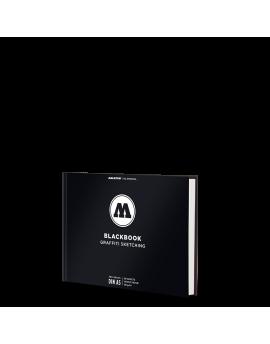 blackbook molotow black edition din a5