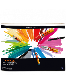 One4all Professional sketch pad A3
