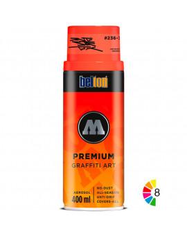 Spray de pintura fluorescente Molotow Premium 400ml