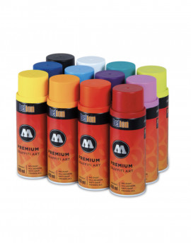 Pack molotow x12
