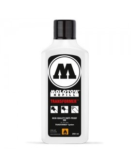 bote vacio molotow transformer 250ml