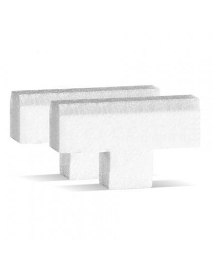 punta rectangular molotow transformer 50mm